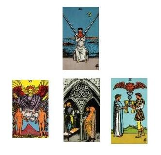 Tarot Reading for 10-12-30