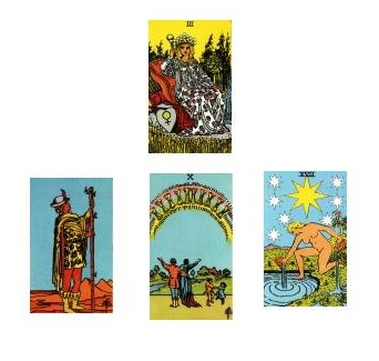 Tarot Reading 1-06-11