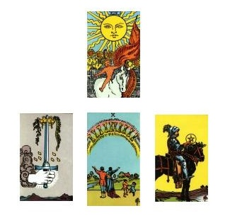 Tarot Reading 1-10-11 pt1