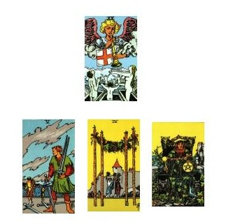 Tarot Reading 1-10-11 pt 2
