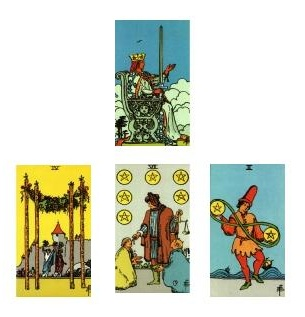 Tarot reading 1-12-11b