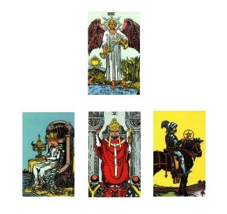 Tarot reading for 1-12-11c