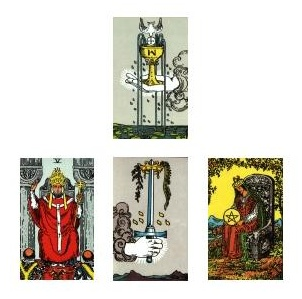 Tarot Reading 1-13-11
