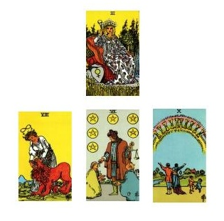 Tarot reading 1-23-11