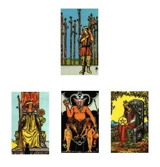 Tarot reading 1-26-11b