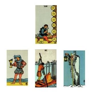Rider-Waite Tarot reading 1-29-11