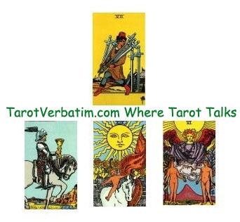 Rider Waite Tarot reading 2-10-11