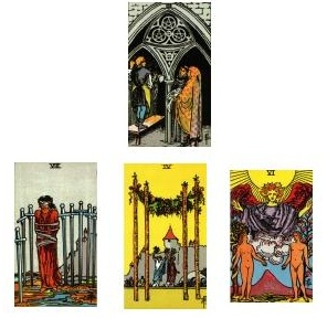 Tarot reading for12-24-2010